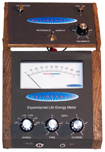 Life Energy Meter Fluid Probe System